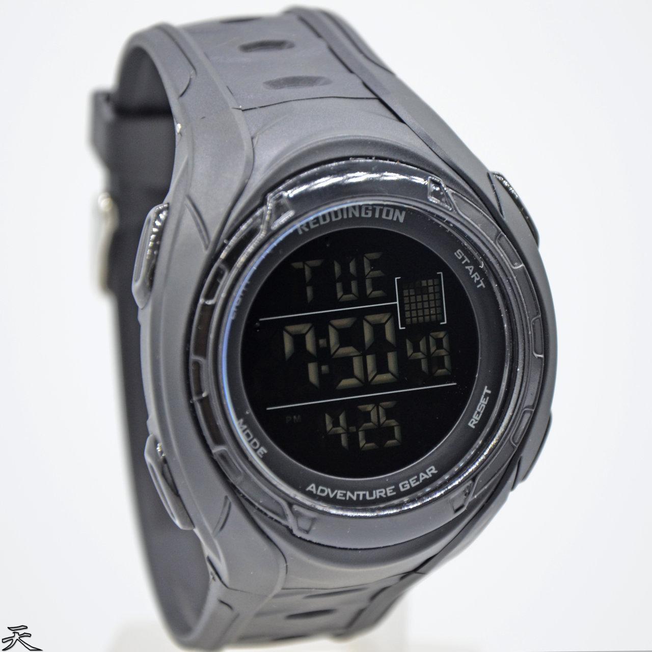Original Digital Watch - Reddington 6028 - Jam Tangan Sport Pria - Rubber Strap