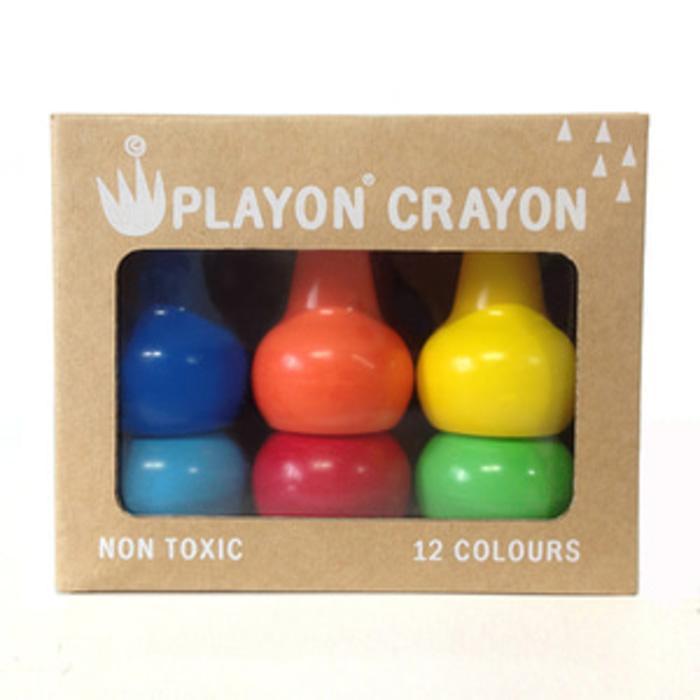 PROMO Playon Crayon Primery - 12 Pcs TERLARIS