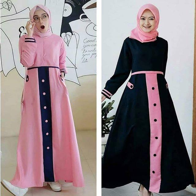Buy Sell Cheapest Tya Dress Gamis Best Quality Product Deals