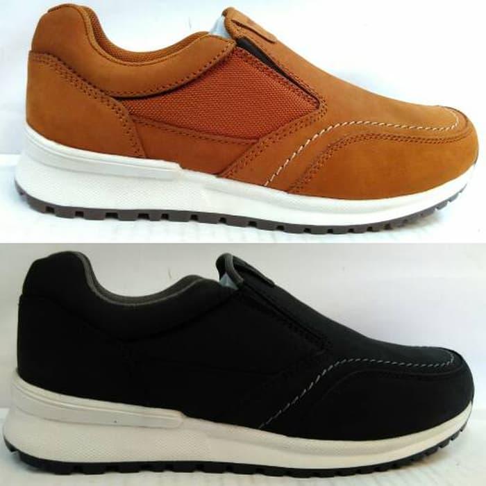HARGA SPESIAL!!! Sepatu Kerja Kulit Pakalolo_N0123