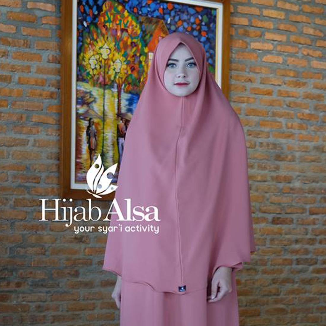Gamis Mafaza By Hijab Alsa / Exclon Crepe / Gamis Syari Model Terbaru / Gamis Busui Friendly