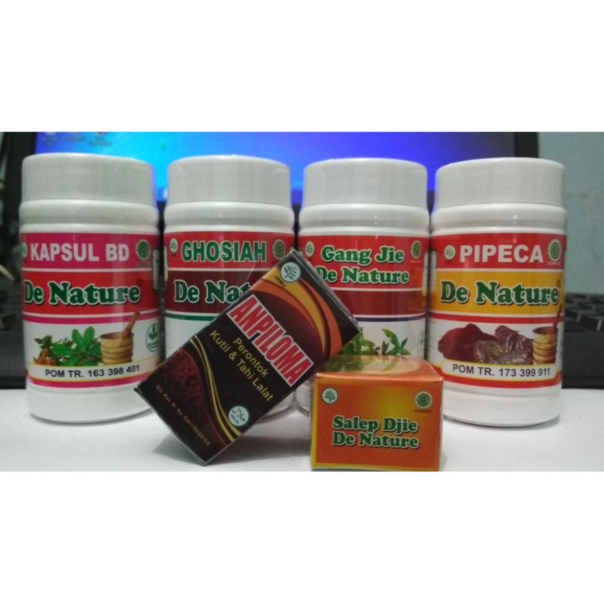 Obat Kutil Kelamin Paket Lengkap De Nature Daftar Harga Terlengkap P Herbal Asli Ori Dari Hargalokacom