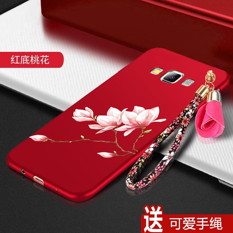 Samsung Selubung Ponsel J7 Selubung Lunak Silikon Jepang atau Korea Selatan SM Anti Jatuh