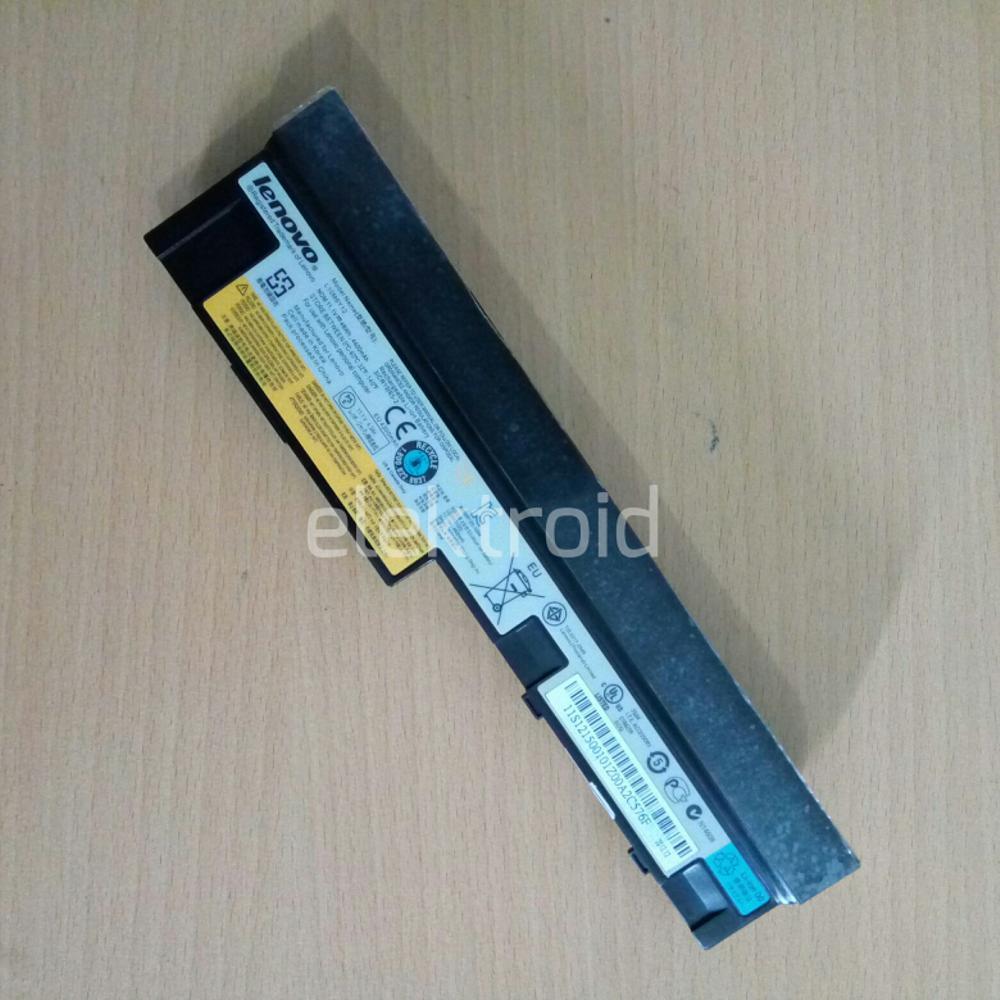Baterai Lenovo Ideapad S10-3 S10-3s S100 S205 U165  Original di lapak elektroid elektroid