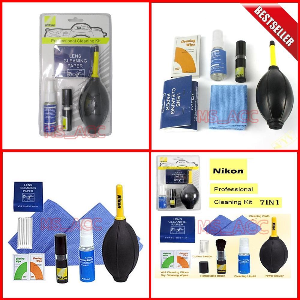 Nikon Optical Cleaning Kit / Cleaning Kit Camera Nikon / Pembersih Lensa Camera Nikon [ ms_acc ]