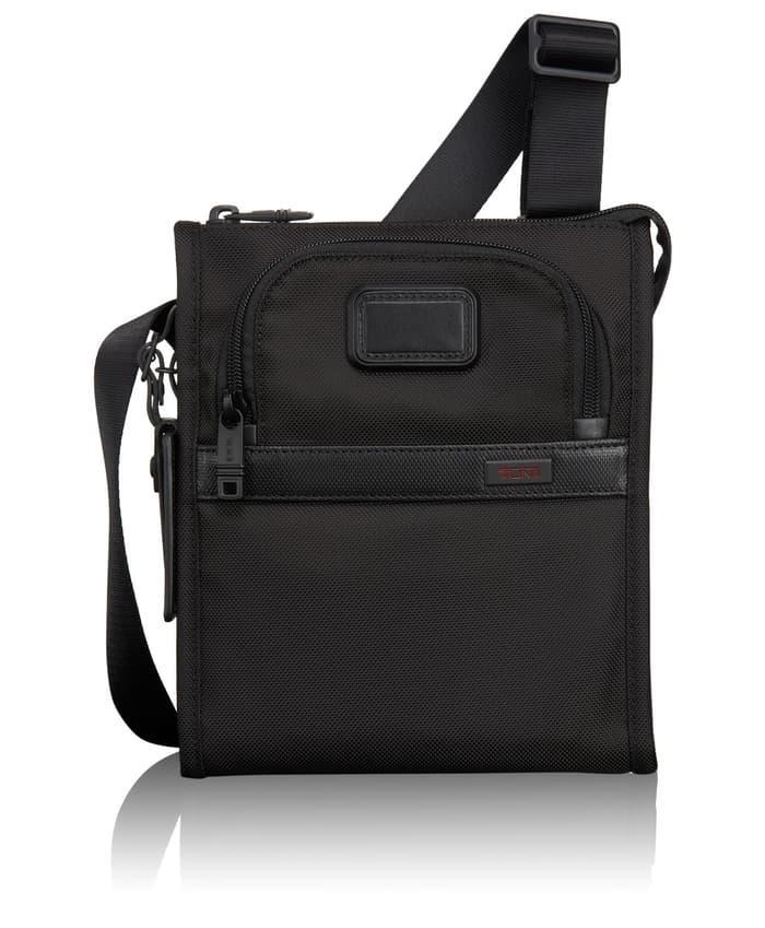 HARGA PROMO!!! Tas TUMI Alpha 2 Pocket Bag Small - d2LeCt