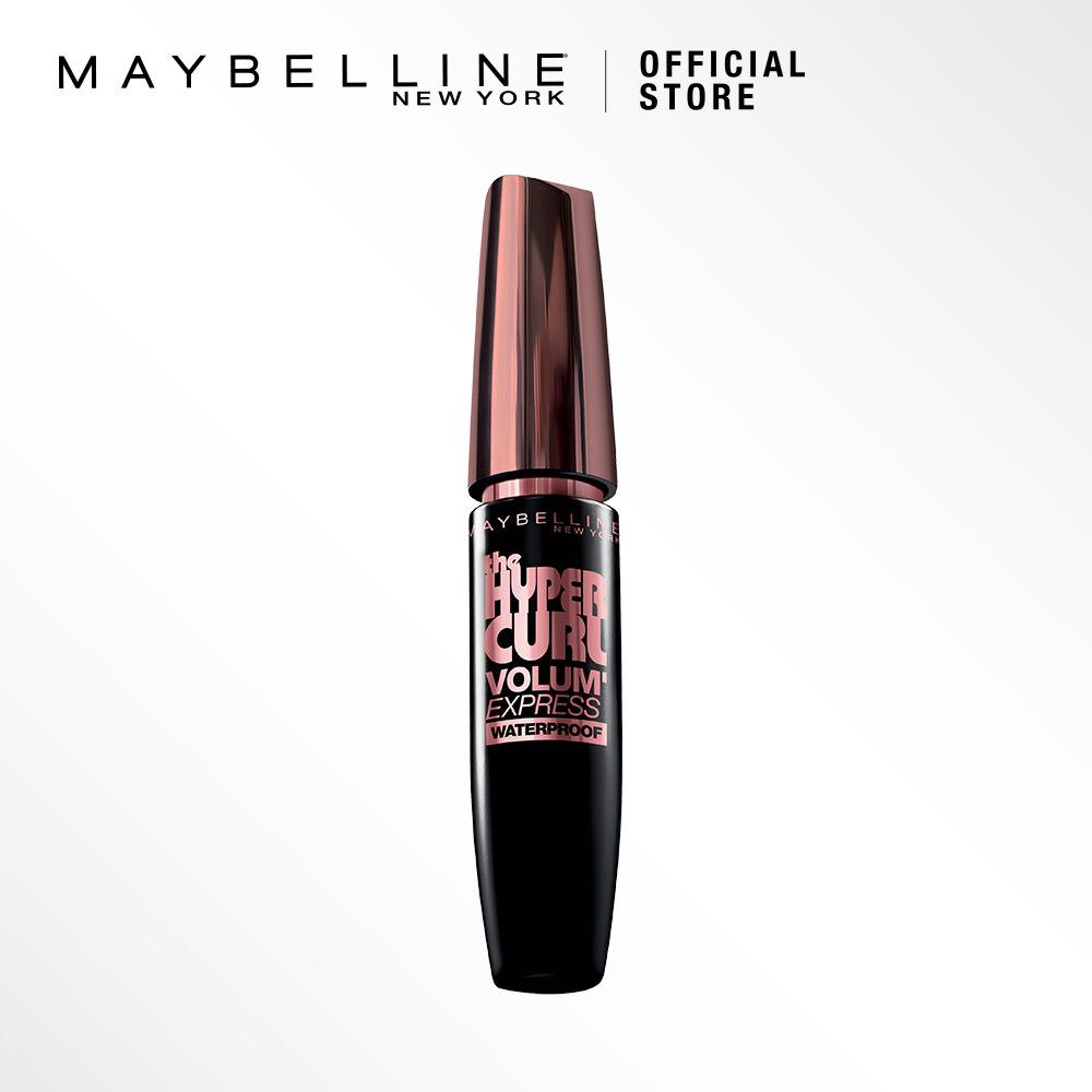 Maybelline Volum Express Hyper Curl Mascara - Hitam
