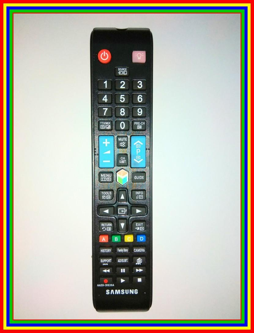 Remot Remote TV Samsung LCD LED Smart TV Aa5900638A