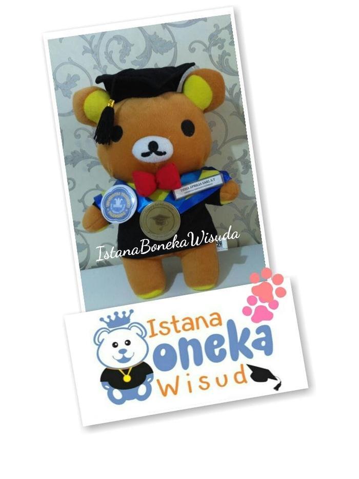 Hot Item!! Boneka Wisuda Kediri | Souvenir Sekolah | Hadiah Tk - ready stock
