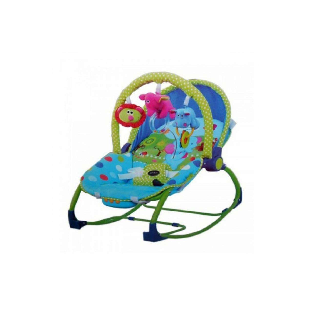 Bouncer Pliko Rocking Chair Hammock 3 Phases