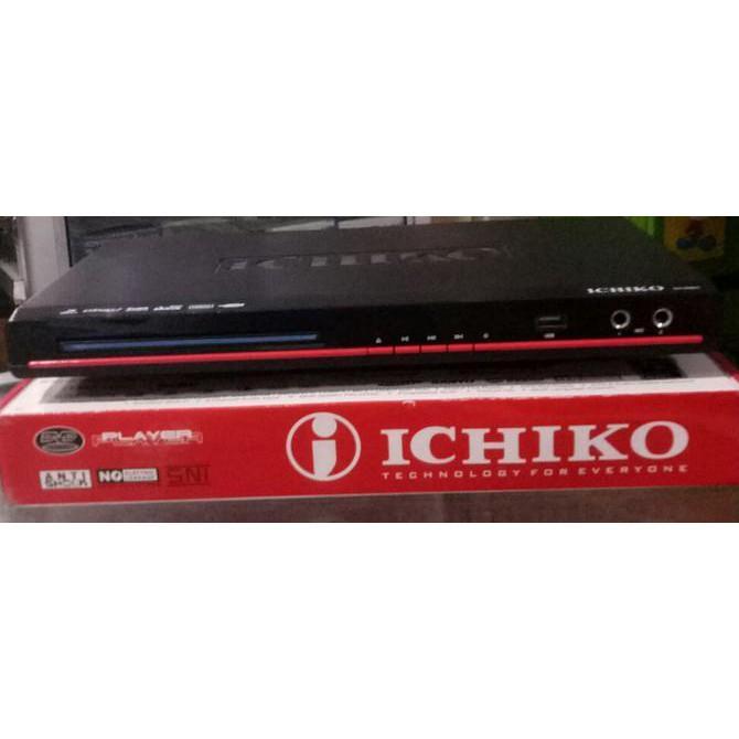 BEST SELLER Dvd Ichiko Player Suport Usb Movie /Mix