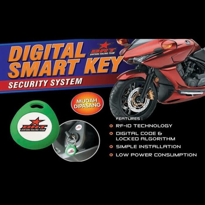 Alarm Motor Yamaha Mio Soul GT i-Max Digital Smart Key /Aksesoris Motor