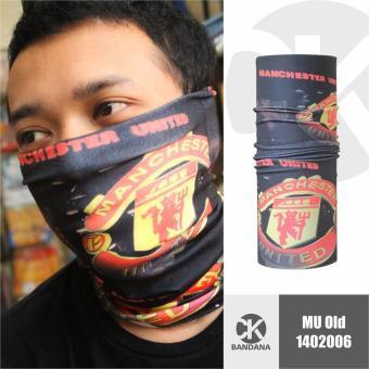 CK Bandana 1402006 Buff Masker Multifungsi Motif Manchester United. Source · Harga Penawaran CK Bandana