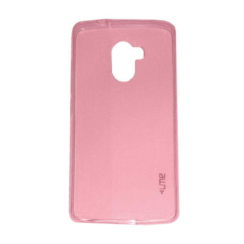 Ume Lenovo Vibe K4 Note A7010 Ultrathin Lenovo  K4 Note Lenovo A7010 / Silikon  Lenovo Vibe K4 Note A7010 / Silicone / Ultra Thin 0.3mm Casing  Lenovo Vibe K4 Note A7010 - Pink