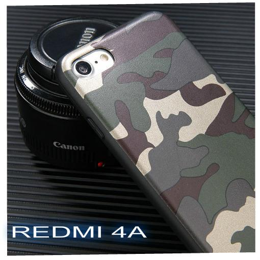 Softcase case Army Loreng for Xiaomi redmi 4A