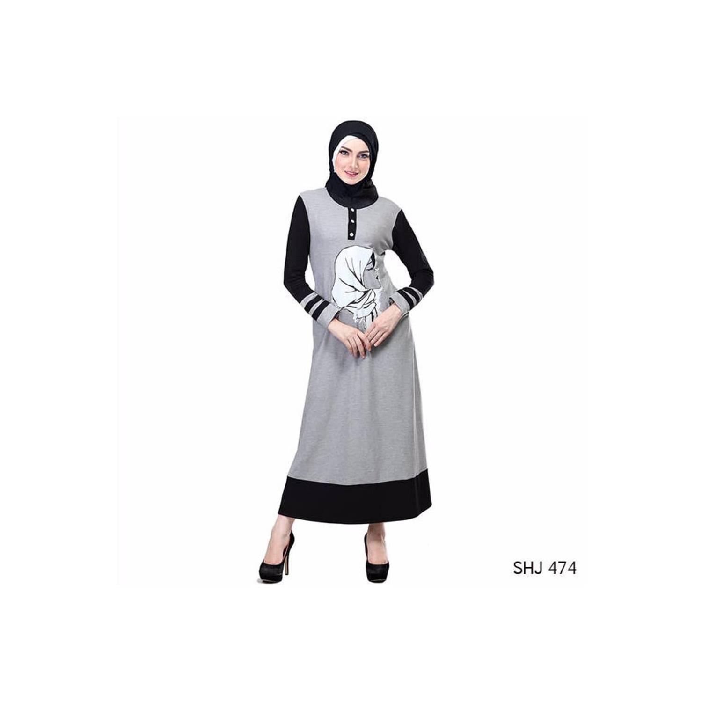 murah Baju Gamis Distro Bandung harga Murah