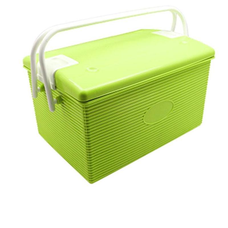 Claris Container Box Piknik / kotak piknik / box travelling / kotak serbaguna / DX 1015