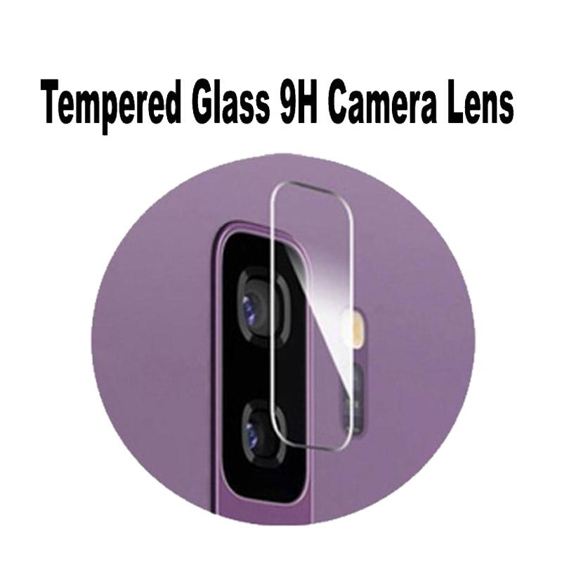 Back Camera Lens Tempered Glass Lens Proyektor XIAOMI REDMI S2 Tempered Glass 9H Camera Anti-sidik Jari Belakang Pelindung Lensa Kamera untuk REDMI S2 Tempered Glass Film Pelindung