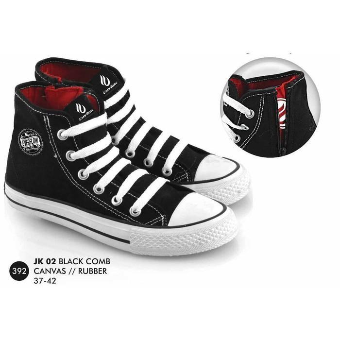 Promo Sepatu Sneaker High Wanita/ Kets/ Casual/ Sporty/ Warior/ Gaya Gratis Ongkir