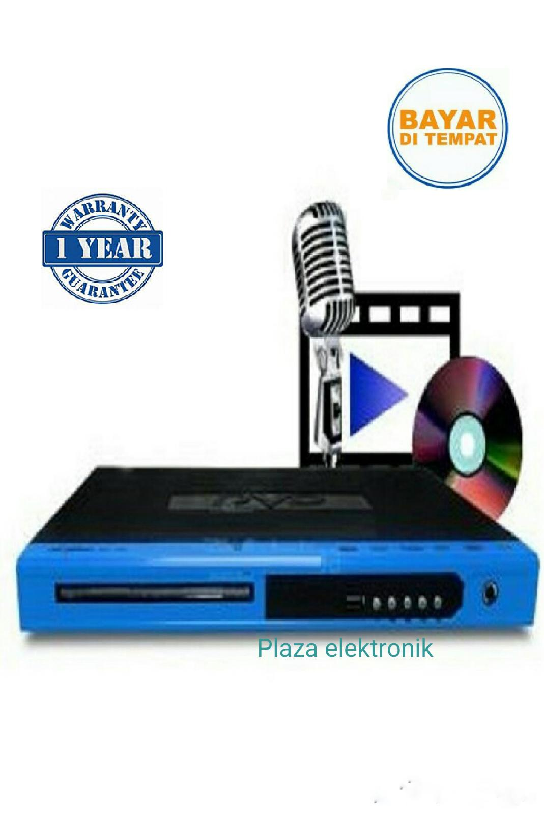 NIKO DVD MP4 Player NK-189 - Blue