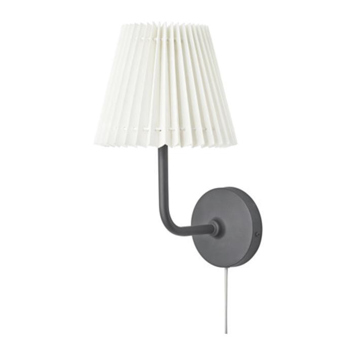 IKEA ANGLAND Lampu dinding, menciptakan suasana lembut dan nyaman