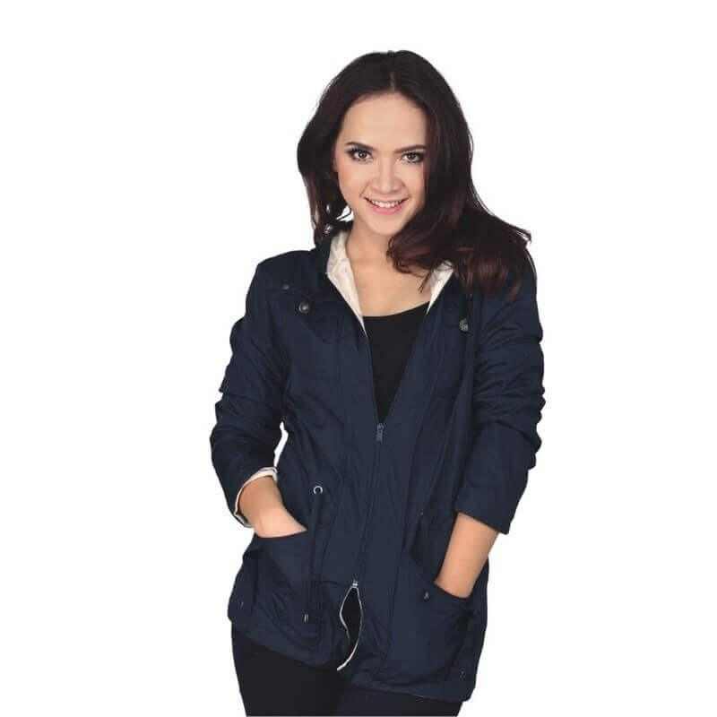My Choices Jaket Casual Wanita - Branded Model Terbaru - DI 051