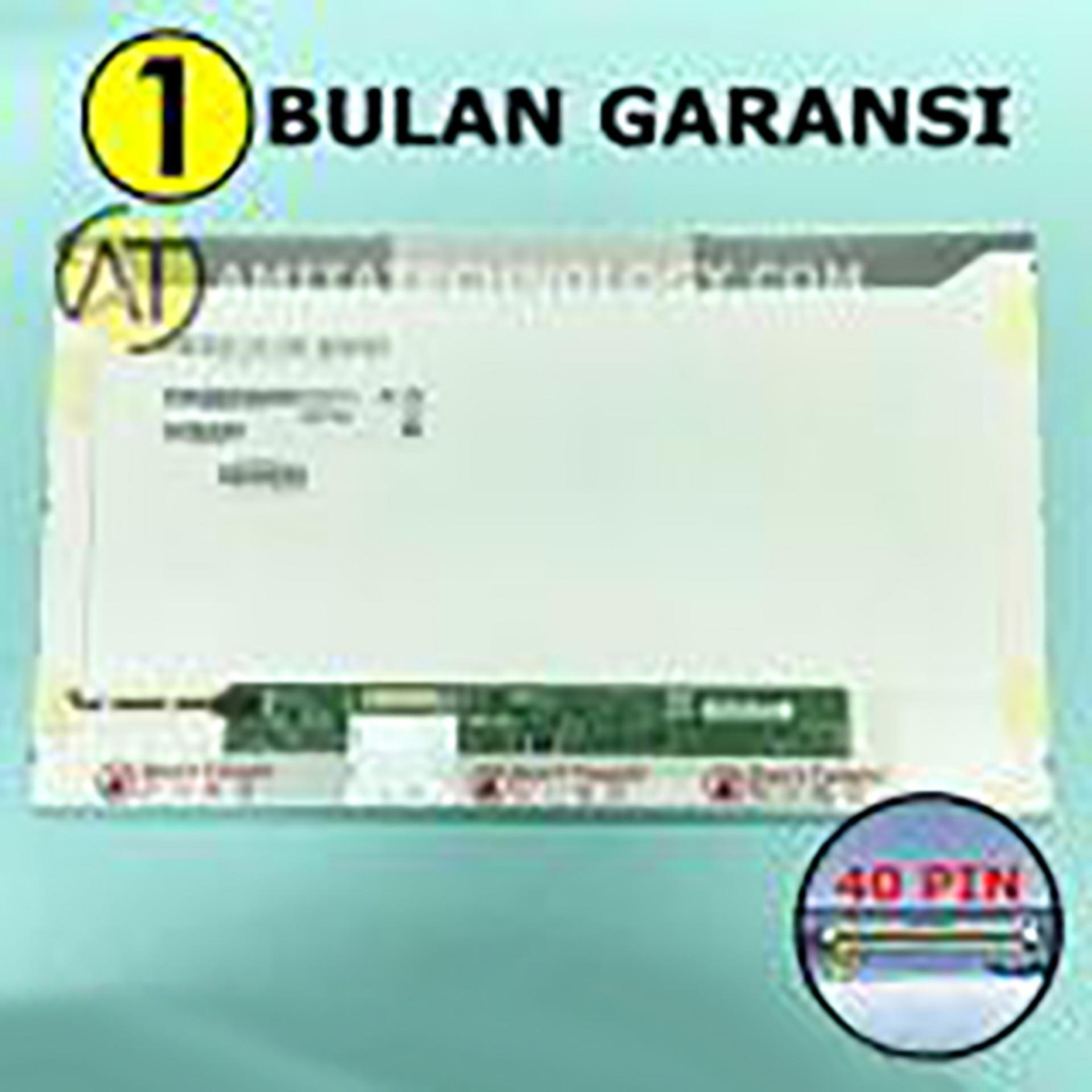 LED LCD Layar Screen Toshiba C600 C640 L645 L735 L745