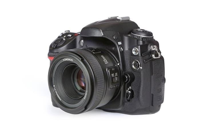 Best Buy YONGNUO YN50mm F1.8 for Nikon DSLR Cameras