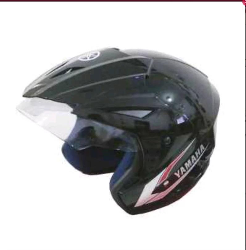 Helm Half Face Yamaha ORI