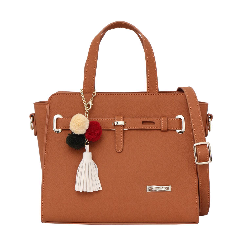 Elizabeth Bag Inga Handbag Brickred