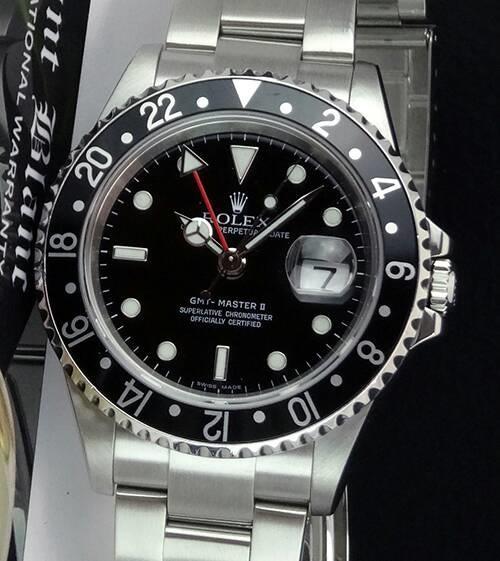 Rolex GMT Master II Automatic Jam Tangan Otomatis Murah