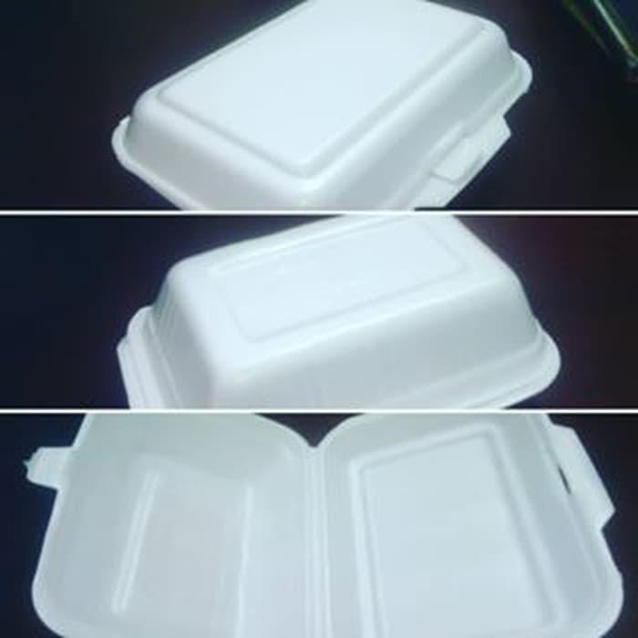 HOT SPESIAL!!! GO SEND Sterofoam Bubur TF 2 - Gabus Bubur - Styrofoam