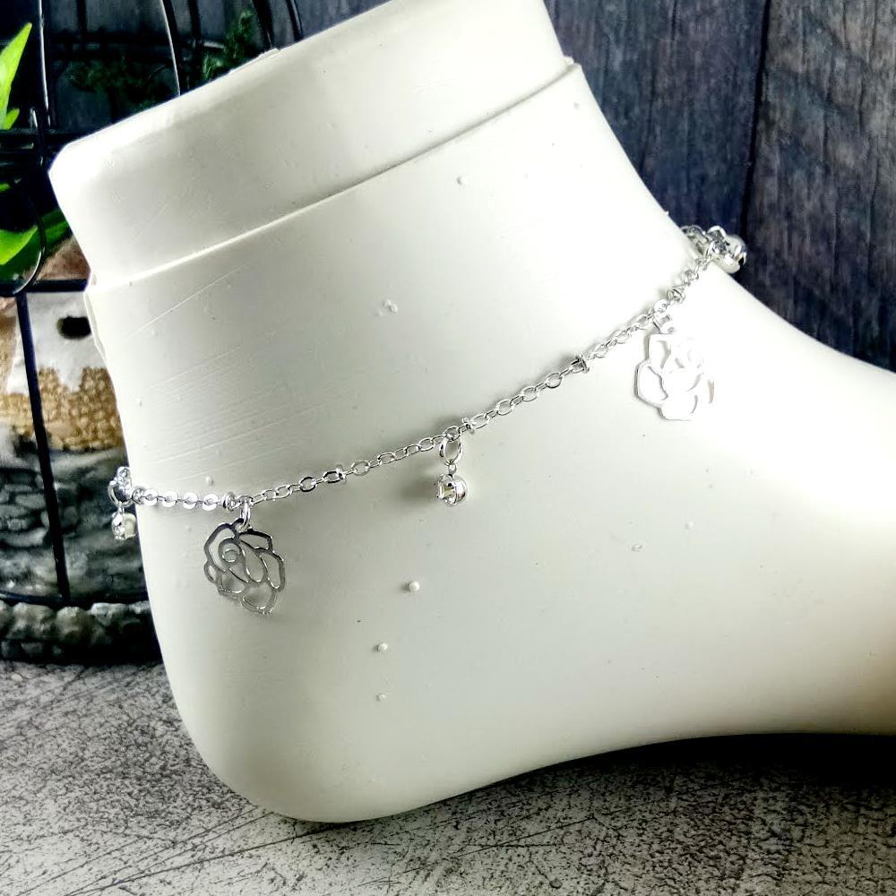 Anneui - GG0259 - gelang kaki model india bohemian cantik dan fashionable