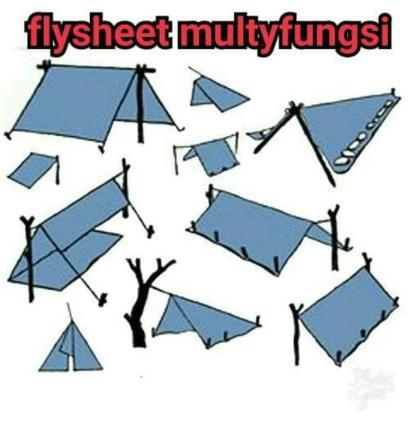 flysheet multifungsi 3x4. flysheet 3x4, flysheet 4x3, flysheet tenda.