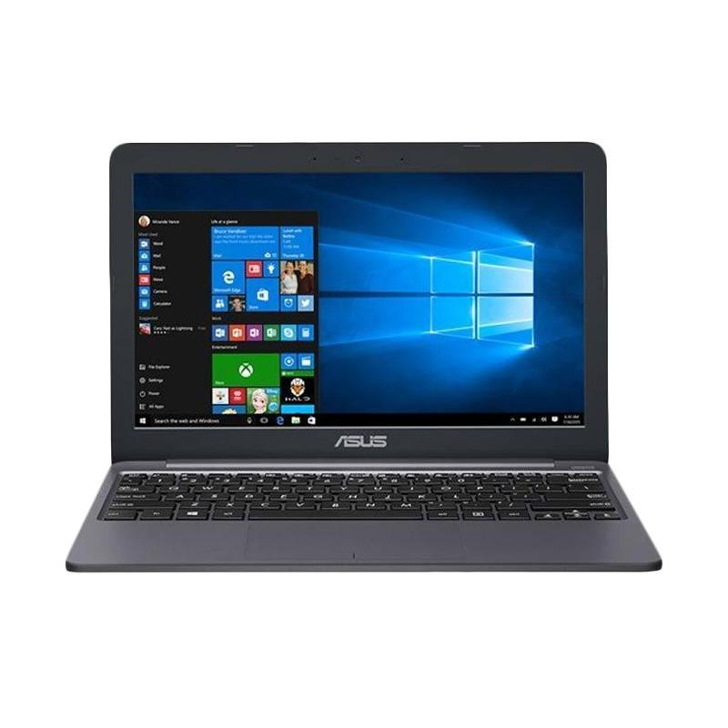 Asus E203MAH-FD011T Notebook - Star Grey [Intel N4000 Dual Core/ 2GB/ 500GB/ Intel HD Graphics/ 11.6 Inch HD/ Windows 10]