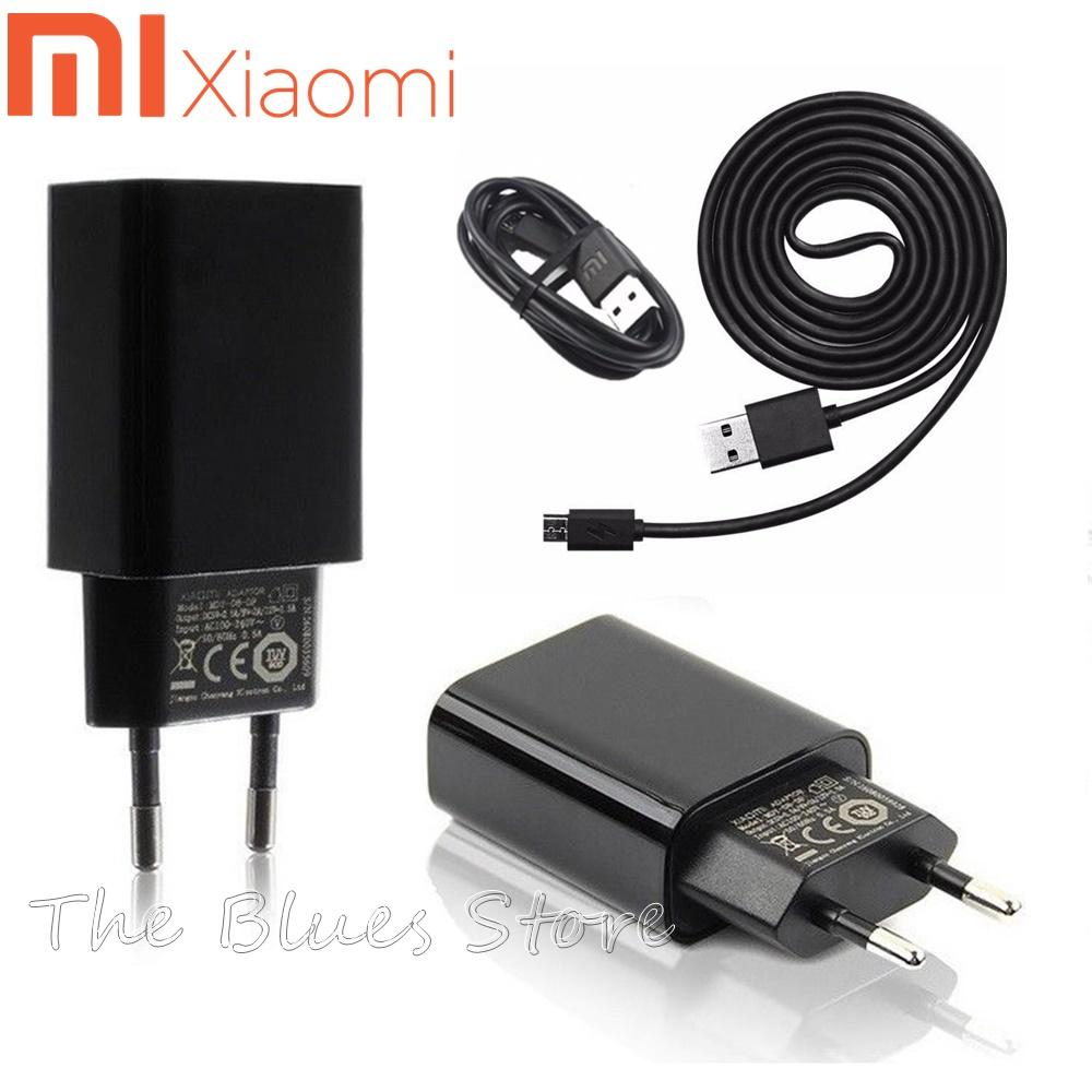Xiaomi Travel Adapter / Charger xiaomi MDY-08-DF Cable Micro USB Quick Charge / Pengisian Cepat - Original