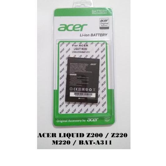 BATERAI ACER LIQUID Z200 Z205 Z220 M220 BAT-A311 ORIGINAL
