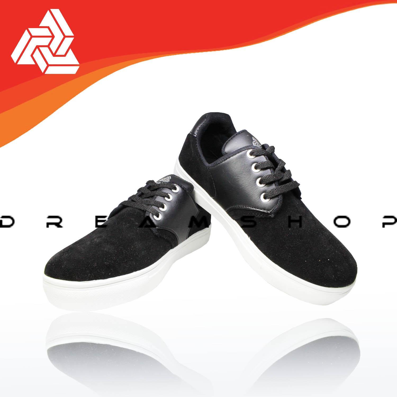Dream Sepatu Kets Sneakers Kasual Pria Campare 212 Sepatu Sekolah Murah