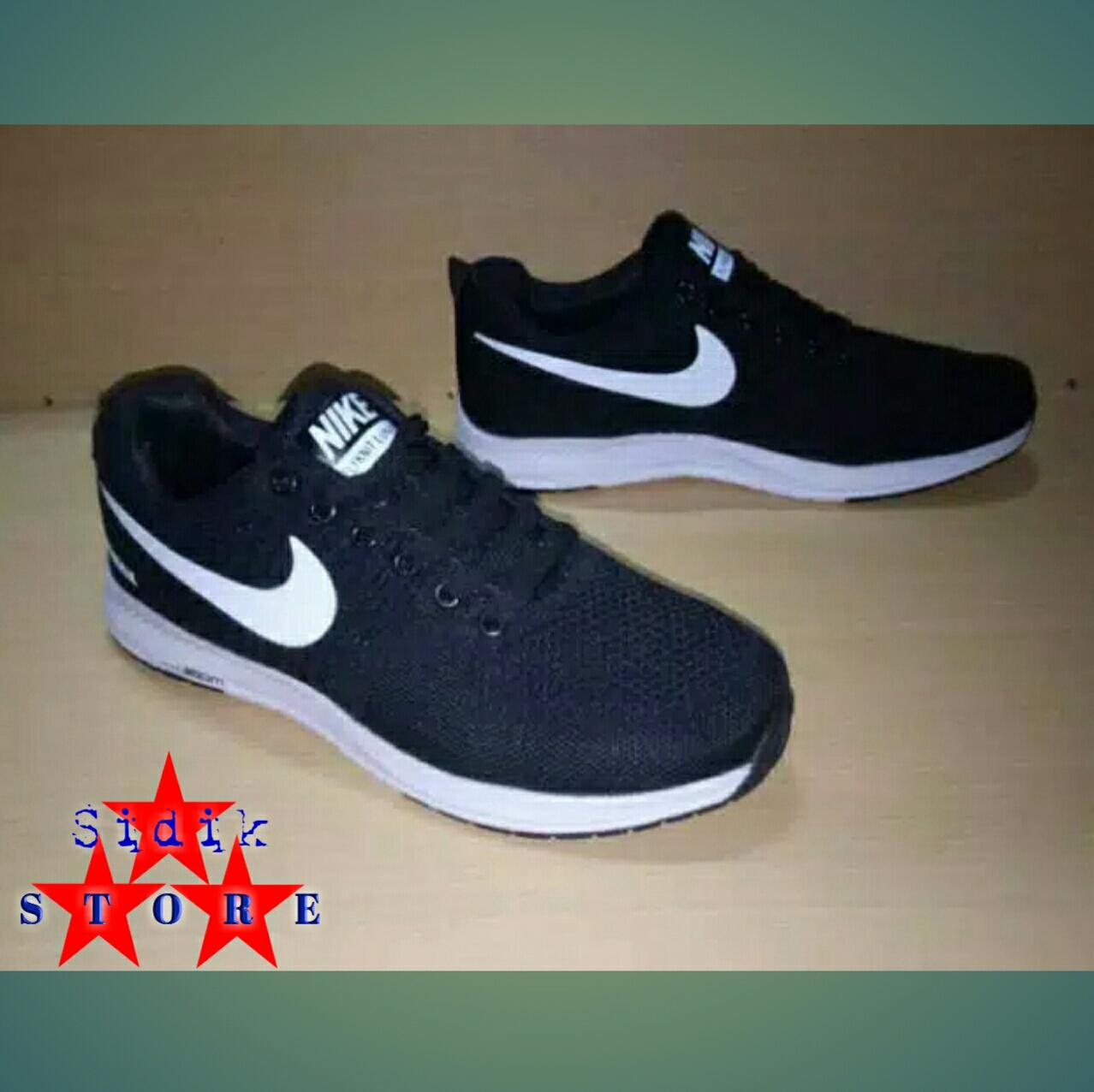 Sepatu Sneakers NIKE ZOOM Premium Import Vietnam   Sepatu NIKE Zoom sport  Pria fa07e80bb5