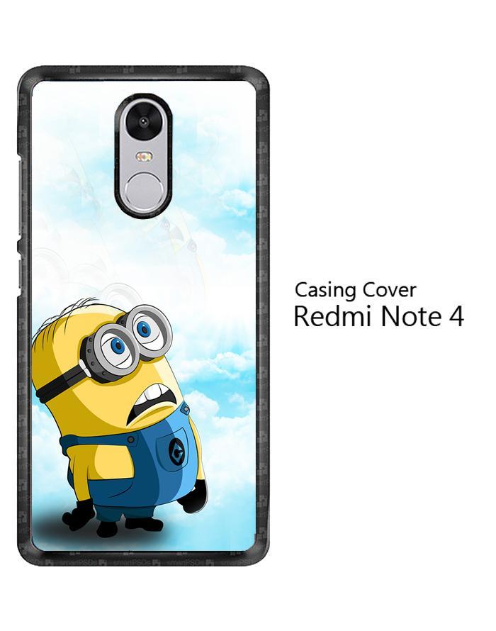 Casing HP Custom Minion from Despicable Me Vektor O0390 Redmi Note 4