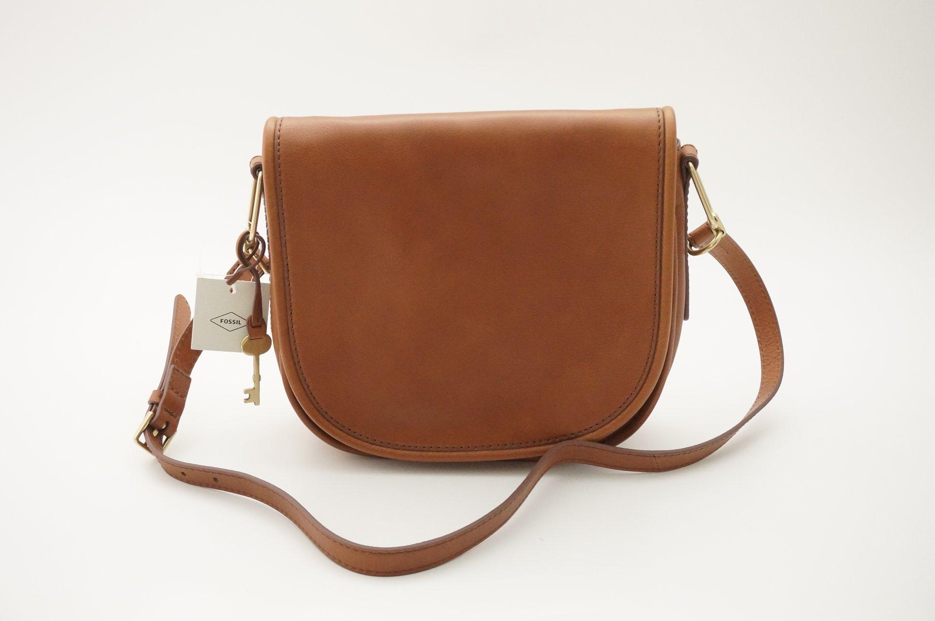 Buy Sell Cheapest Fossil Keely Selempang Best Quality Product Kendall Crossbody Navy Rumi Large Saddle