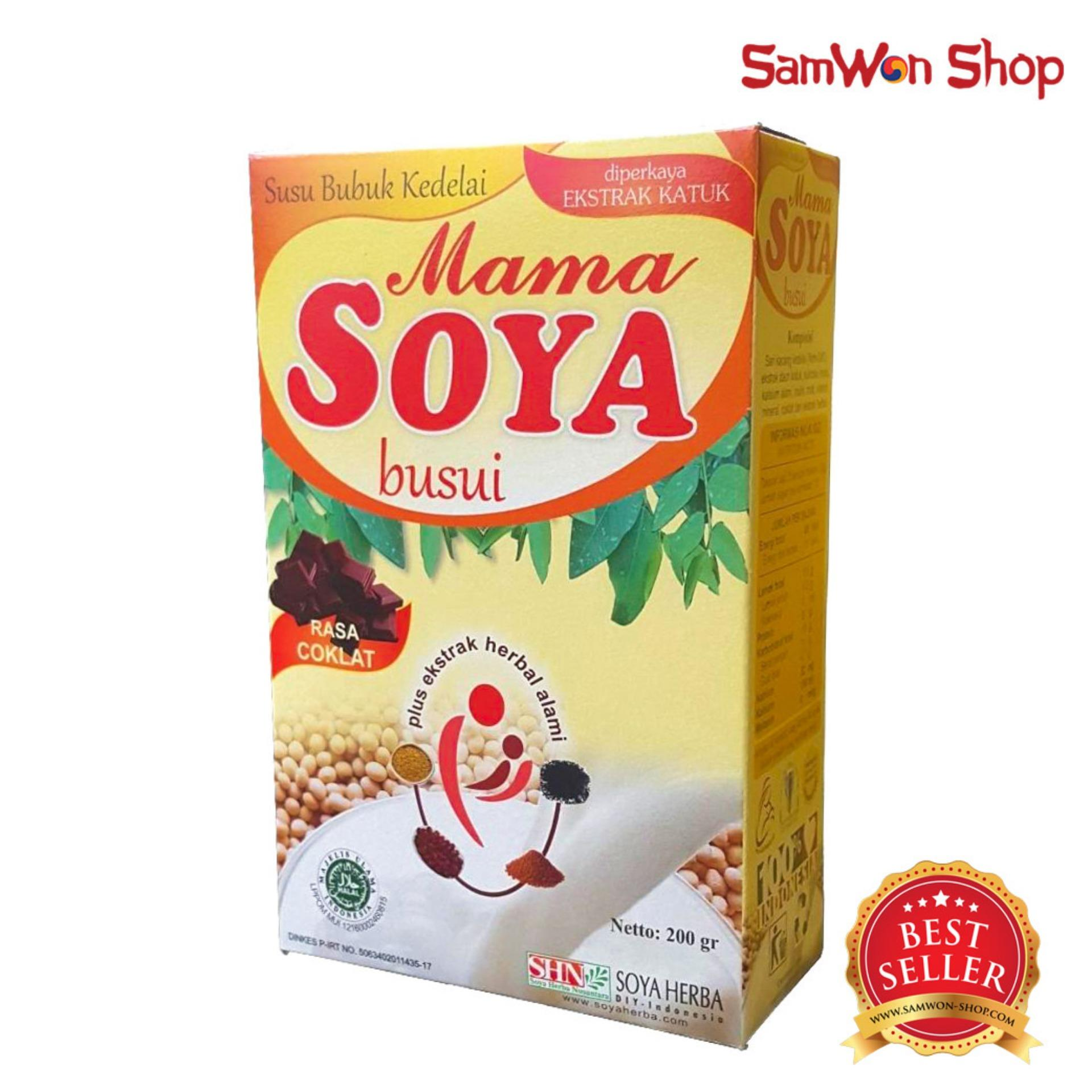 Buy Sell Cheapest Mama Soya Vanila Best Quality Product Deals Chil Kid 2x300gr Busui Asi Booster Pelancar