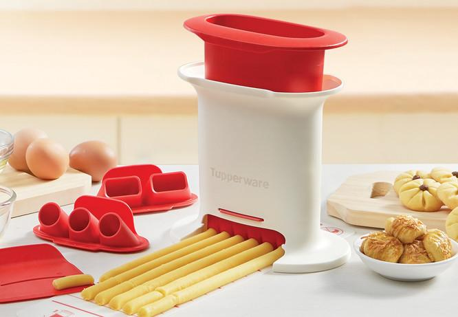 Tupperware M Press - Cetakan Kue