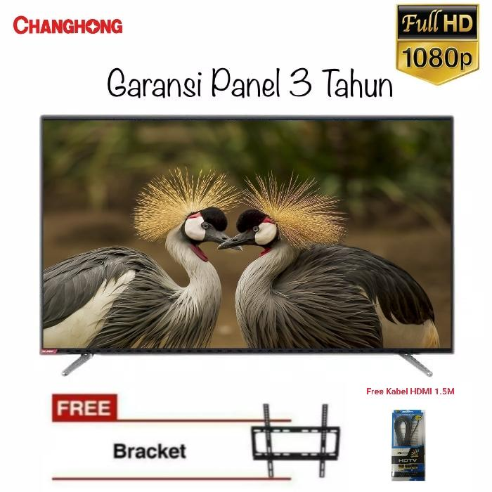 CHANGHONG LED TV 40 inch - L40G3 FULL HD