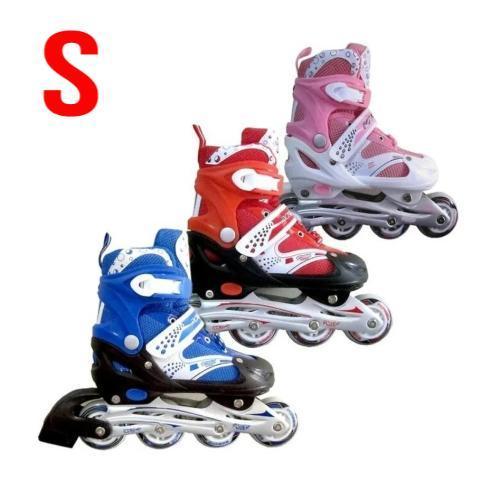 Sepatu roda Outdoor anak Terbaru Inline Skate Random Colour 616a5ea408