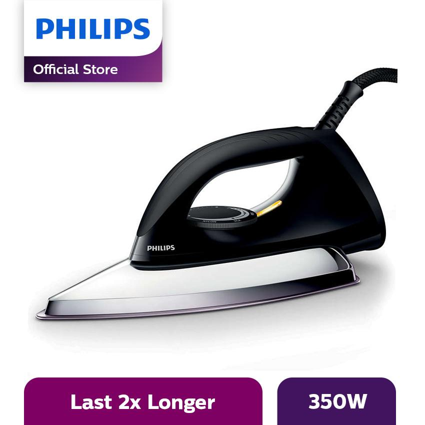 Philips Setrika HD-1173-80 - Hitam