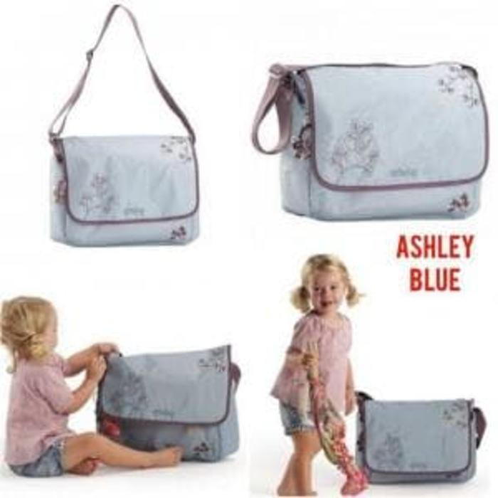 OKIEDOG Sidamo Cupid Ashley Blue Diaper bag/Tas perlengkapan Bayi