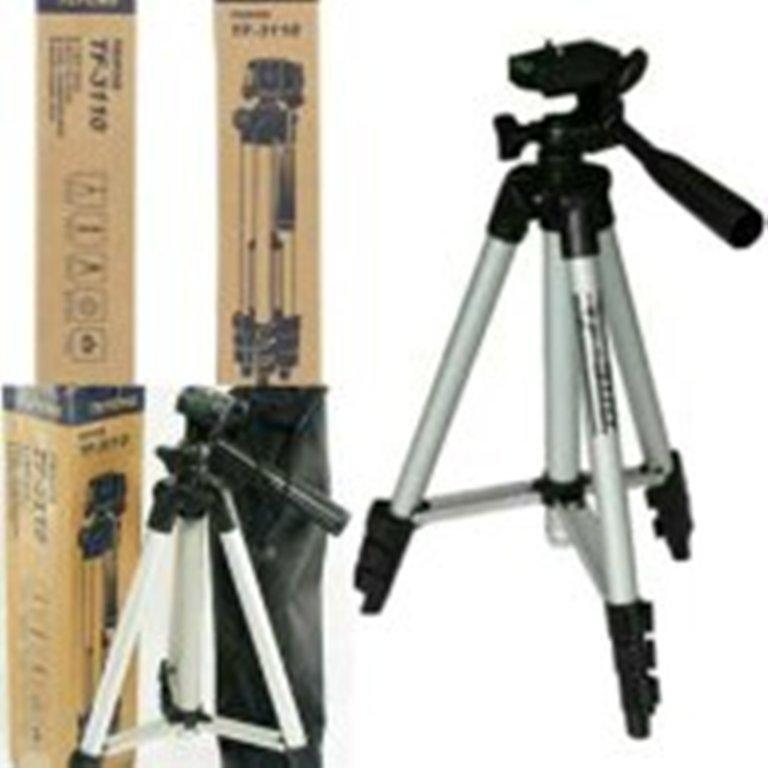 Sien Collection  ripod Tefeng TF-3110 / TF3110 Profesional Portable Aluminium Legs 4 S / Tripod Tefeng TF-3110 Berkualitas
