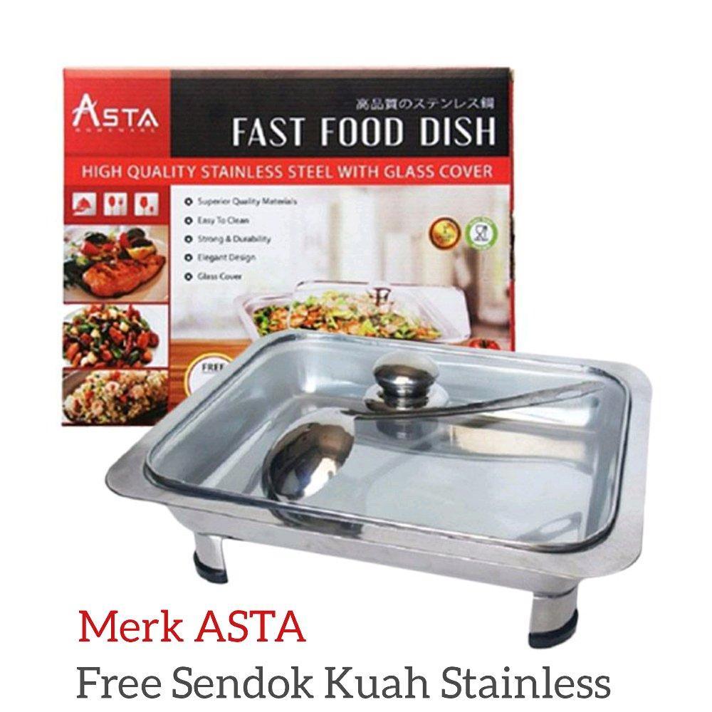 Tempat Makan Prasmanan Tutup Kaca Silver Spec Dan Daftar Harga 555sa Fast Food Dish Full Bonus Sendok Kuah Satinless