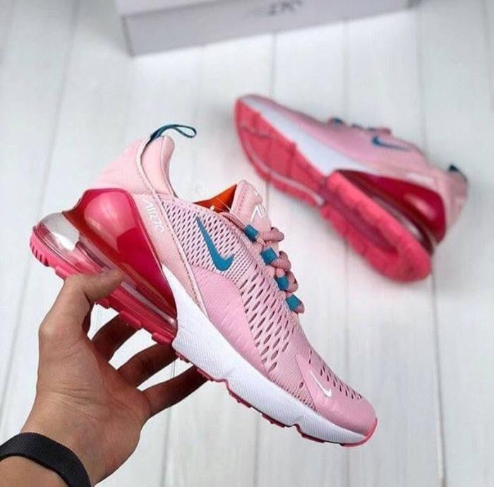 Diskon- Nike Airmax 270 Pink Premium Original / sneakers